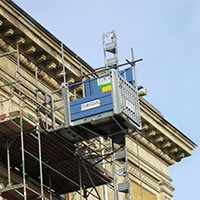 Scan Rent - Construction Material Lift & Hoist Hire